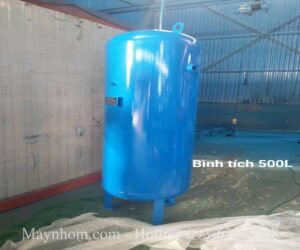 Bình chứa khí nén 500 lít
