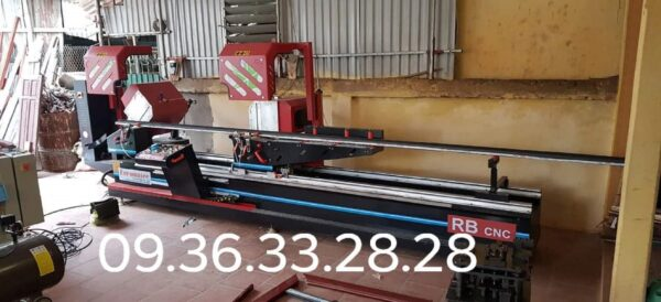 Máy cắt nhôm 2 đầu 08 cao cấp